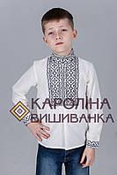 """Заготовка під вишивку """"Сорочка для хлопчика"""" СД-002 Кароліна вишиванка"""