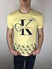 Модная Мужская Футболка Calvin Klein Купить Оптом, фото 5