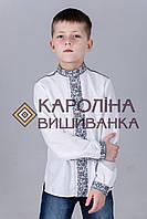 """Заготовка під вишивку """"Сорочка для хлопчика"""" СД-006 Кароліна вишиванка"""