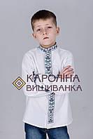 """Заготовка під вишивку """"Сорочка для хлопчика"""" СД-007 Кароліна вишиванка"""