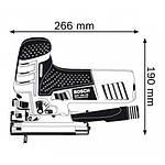 Лобзик электрический Bosch Professional GST 150 СE, фото 3