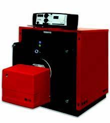 Котли опалювальні з Бізон 200 NO, 200 кВт / атмо / опалення Vaillant