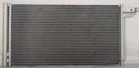 Радиатор кондиционера Ford Focus 3 , C-MAX 2010-2018 695*358 с осушителем