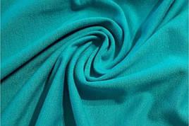 Ткань трехнитка бирюза