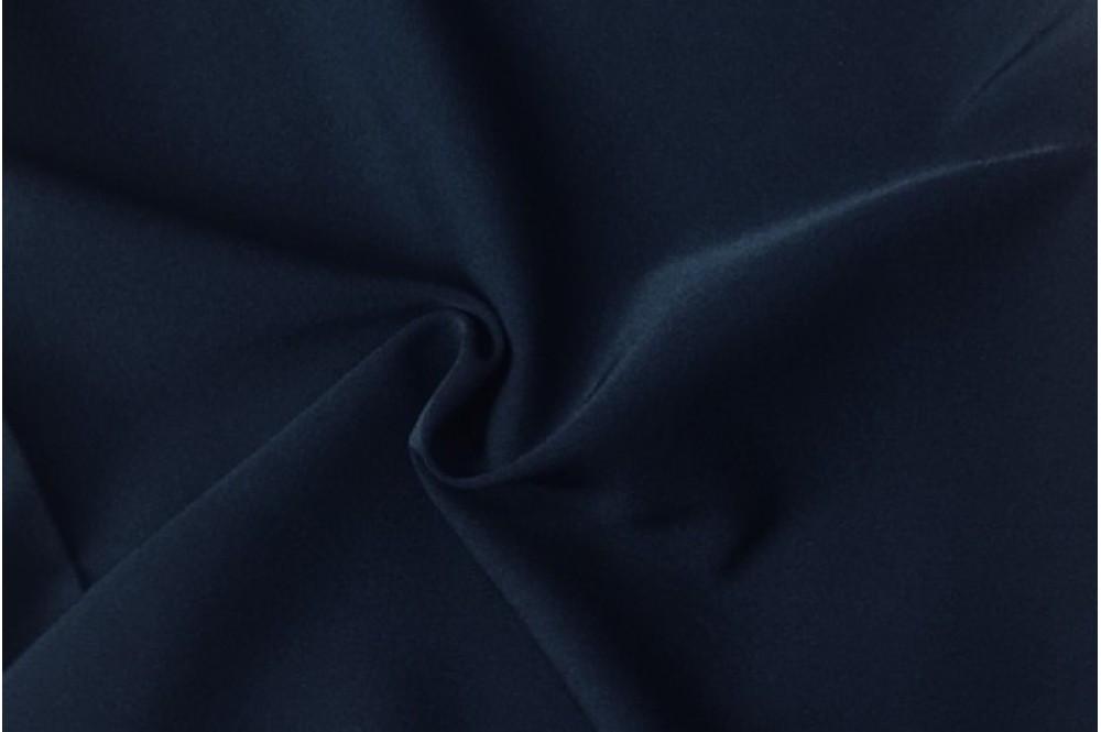 Трикотаж вискоза темно-синий