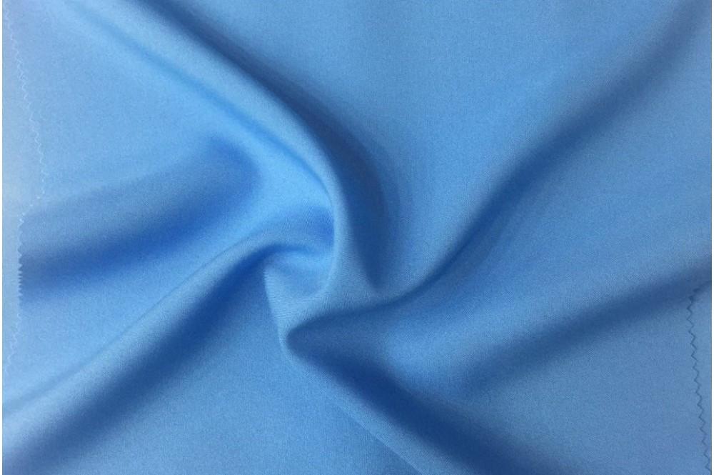 Трикотаж вискоза светло-голубой