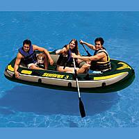 Лодка Intex Seahawk 3 (: 295*137*43 ) для активного отдыха