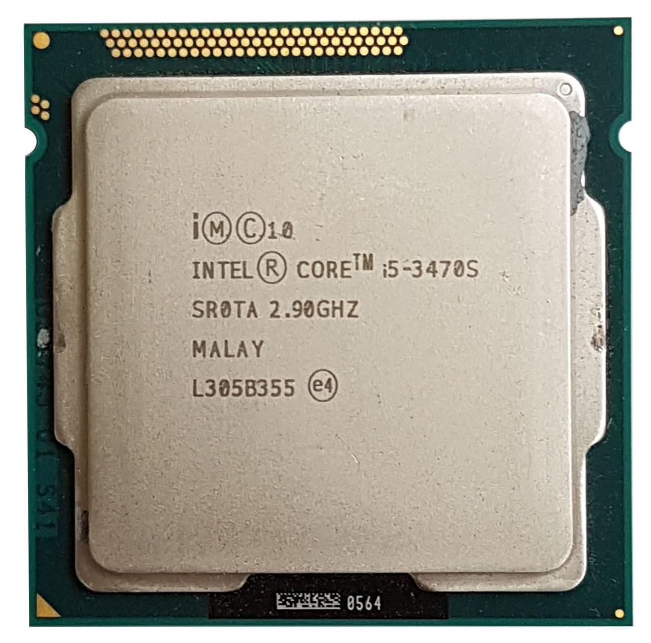 Процессор Intel Core i5-3470S 2.90GHz/6M/5GT/s (SR0TA) s1155