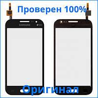 Original сенсорный экран Samsung G361H Galaxy Core Prime VE серый (тачскрин, стекло в сборе), Original сенсорний екран Samsung G361H Galaxy Core Prime