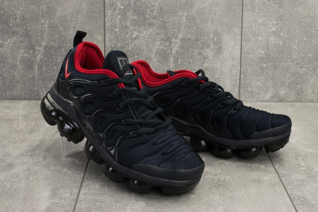 0afa69517 Кроссовки Nike мужские синие на высокой подошве G 5113 -3 (Nike Vm Air)