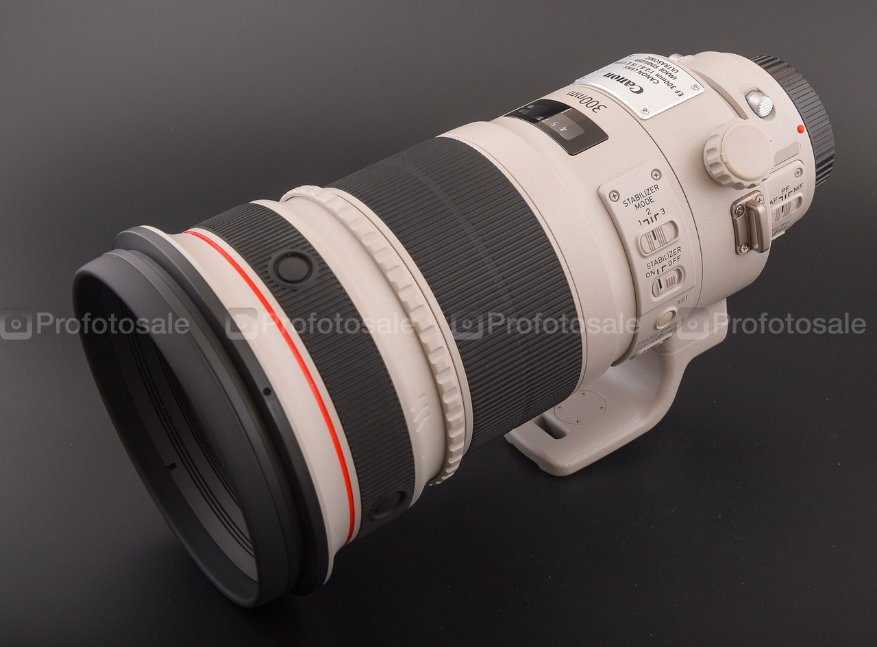 Canon EF 300mm f/2.8 II IS L USM