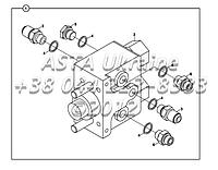 Клапан, с двойной педаль тормоза Е2-9-1-ЕП2/01, фото 1