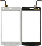 Сенсорный экран Doogee X5 Pro Max белый (тачскрин, стекло в сборе), Сенсорний екран Doogee X5 Pro Max білий (тачскрін, скло в зборі)