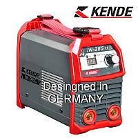 Сварка инверторная KENDE IN-265 (IGBT)