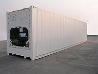 Рефрижераторный контейнер 20, 40 фут