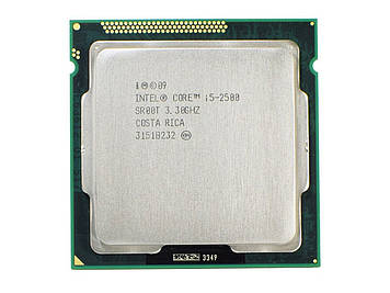 Процессор Intel Core i5-2500 3.30GHz/6M/5GT/s (SR00T) s1155, tray