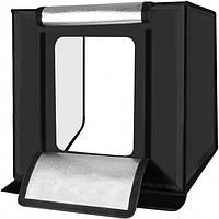 Лайткуб / фотобокс для предметной съемки Puluz 40 x 40 x 40 см (PU5040EU1)