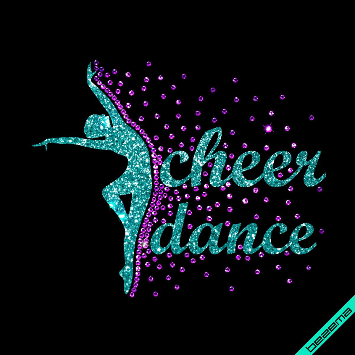 Картинки на ботильйони Cheer dance