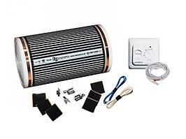 Современная нагревательная плёнка под ламинат Epenerpia серия RTC 70.26 (2,5м.кв )