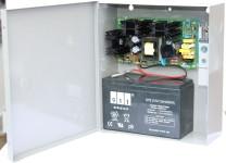 Импульсный бесперебойный блок питания (12В, 5А) K5-12-01 BOX