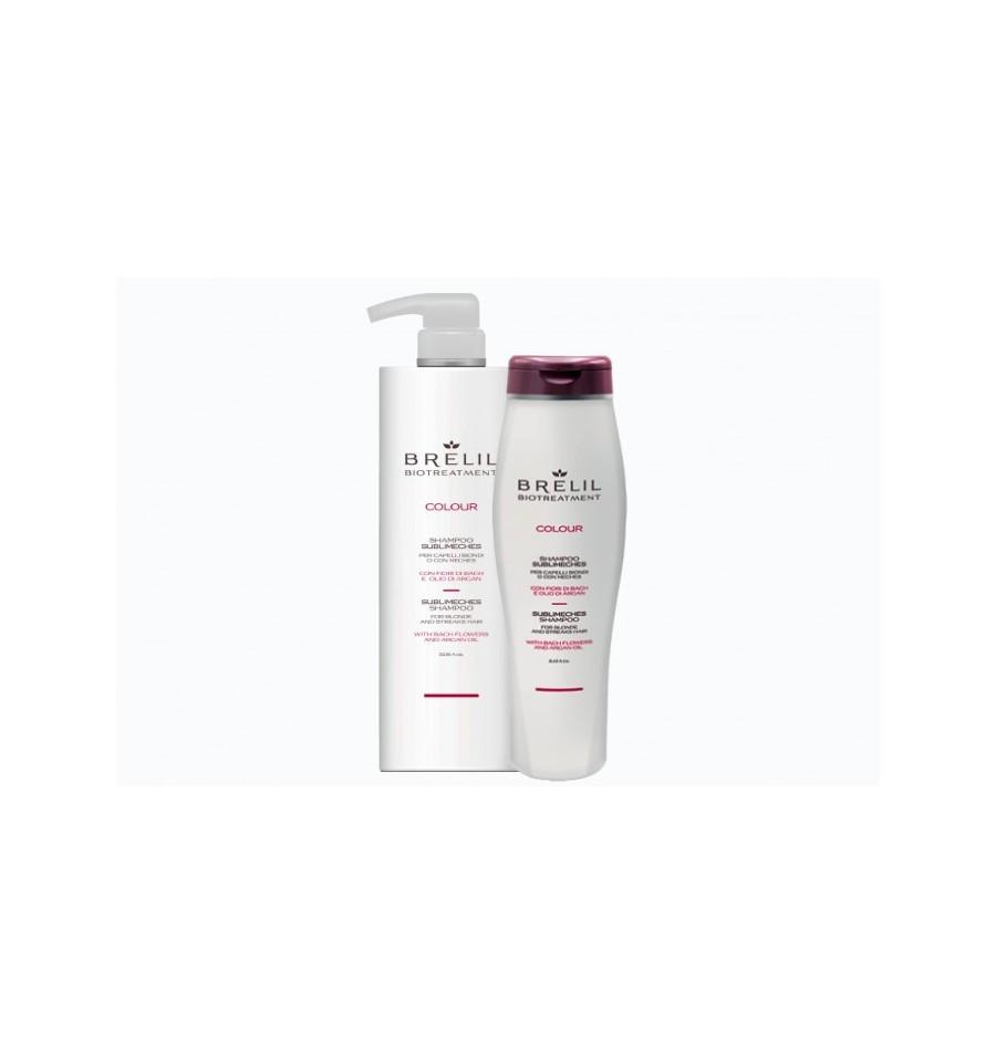 Brelil Biotraitement Colour Шампунь для защиты цвета волос 250мл