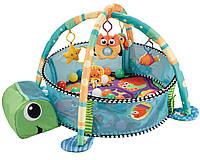 Детский развивающий коврик Happy Space Черепаха JL629-1B