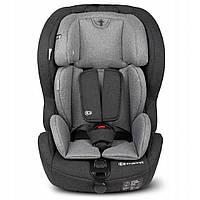 Автокресло KinderKraft Safety-Fix 1/2/3 (чёрное)