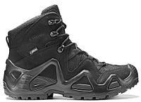 Ботинки Lowa Zephyr GTX® MID TF - Черные, фото 1