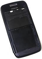 Корпус Nokia E72 черный, Корпус Nokia E72 чорний