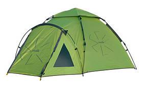Палатка полуавтомат. 4-х мест. Norfin HAKE 4 NF (NF-10406)