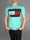 Брендовая Мужская Футболка Tommy Jeans Купить Оптом 7 км, фото 5