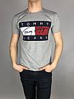 Брендовая Мужская Футболка Tommy Jeans Купить Оптом 7 км, фото 8