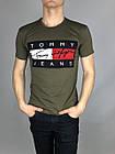 Модная Футболка Tommy Jeans Купить Оптом 7 км, фото 3