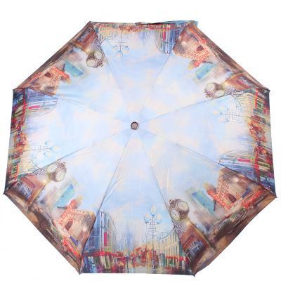 Зонт жіночий механічний LAMBERTI Z75325-L1812A-0PB2, полегшений