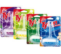 Двухфазный туалетный ароматизатор TYTAN, (корзинка)