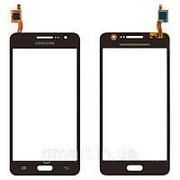 Сенсорный экран Samsung G531H Galaxy Grand Prime VE черный (тачскрин, стекло в сборе), Сенсорний екран Samsung G531H Galaxy Grand Prime VE чорний