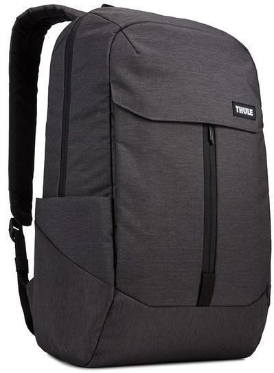 Городской рюкзак THULE Lithos 20L TLBP-116 6400096, 20л, черный