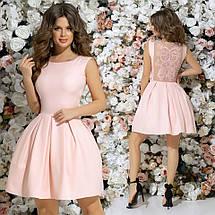 Женское коктейльное платье , фото 2