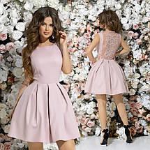 Женское коктейльное платье , фото 3