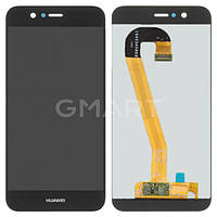 Дисплей для Huawei Nova 2 черный (LCD экран, тачскрин, стекло в сборе), Дисплей Huawei Nova 2 чорний (LCD екран, тачскрін, скло в зборі)