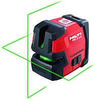 Линейный лазерный уровень Hilti PM 2-LG