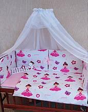 Детский постельный комплект Бант