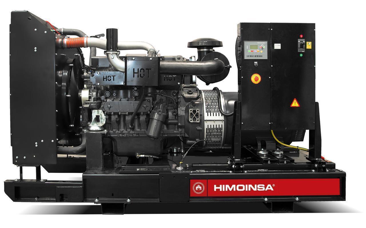Дизельный генератор HIMOINSA HFW-160 T5 (127 кВт)
