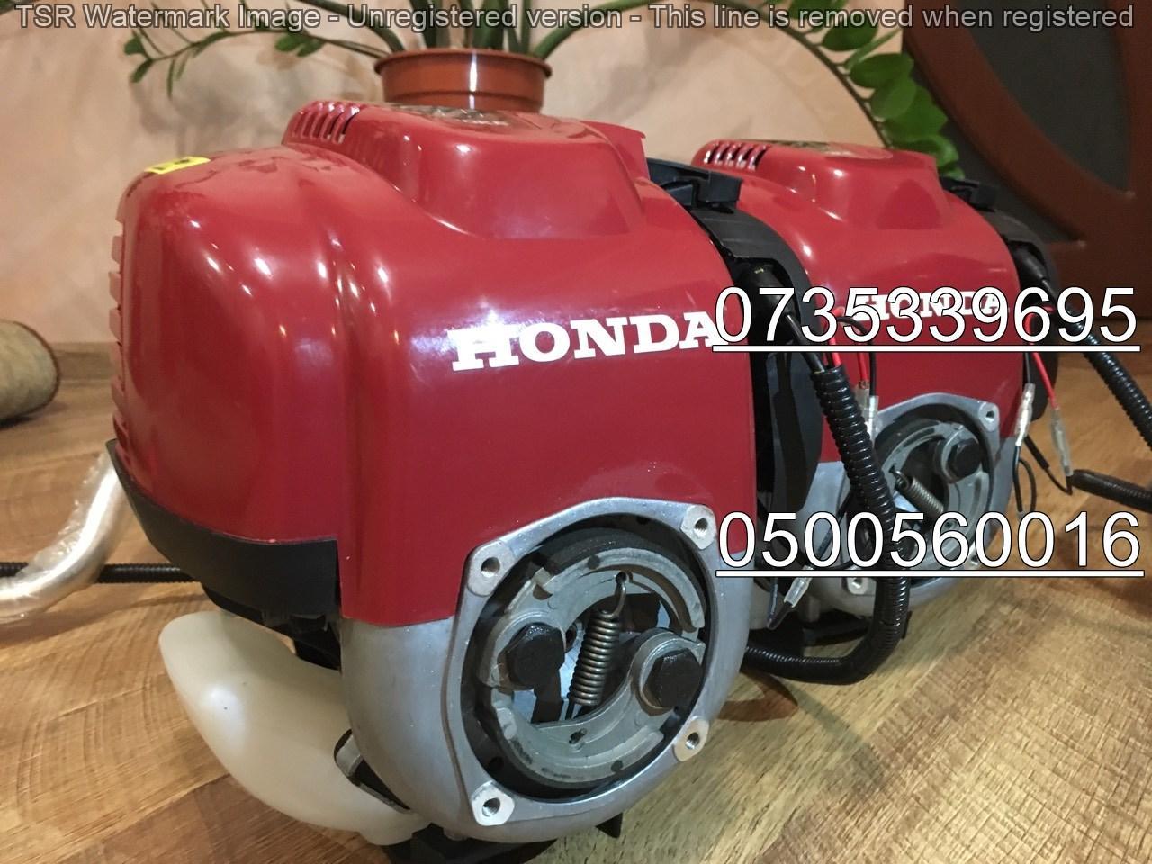 Мотокоса HONDA GX35 (3,5 кВт, 4-х тактный двигатель) Бензокоса Мотокос 3