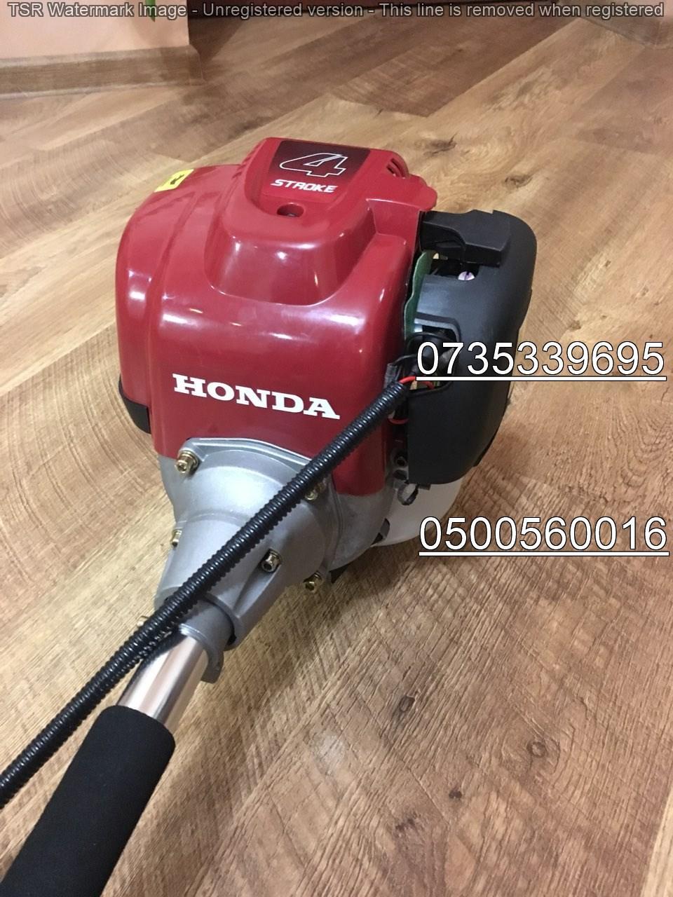Мотокоса HONDA GX35 (3,5 кВт, 4-х тактный двигатель) Бензокоса Мотокос 4