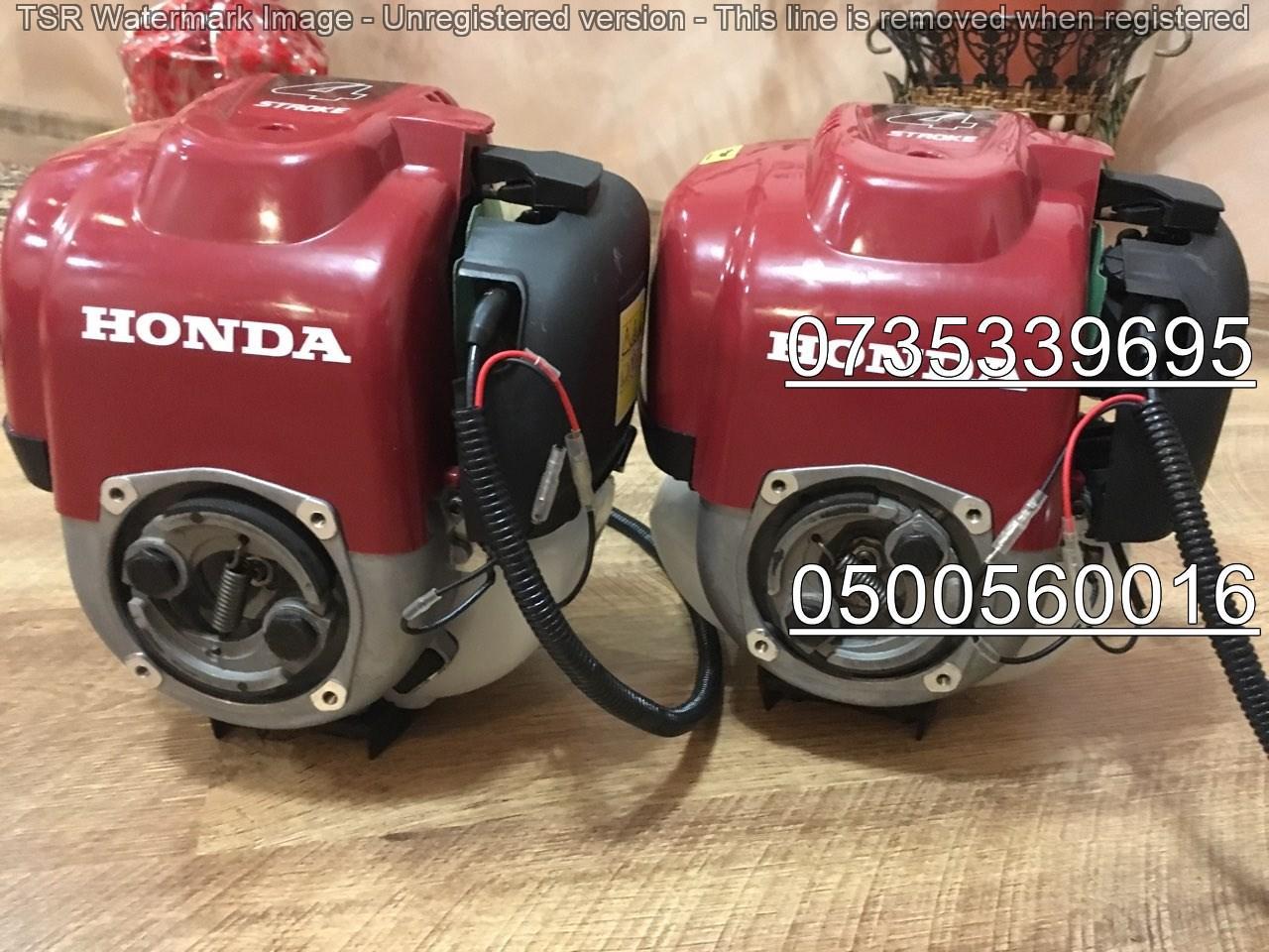 Мотокоса HONDA GX35 (3,5 кВт, 4-х тактный двигатель) Бензокоса Мотокос 7
