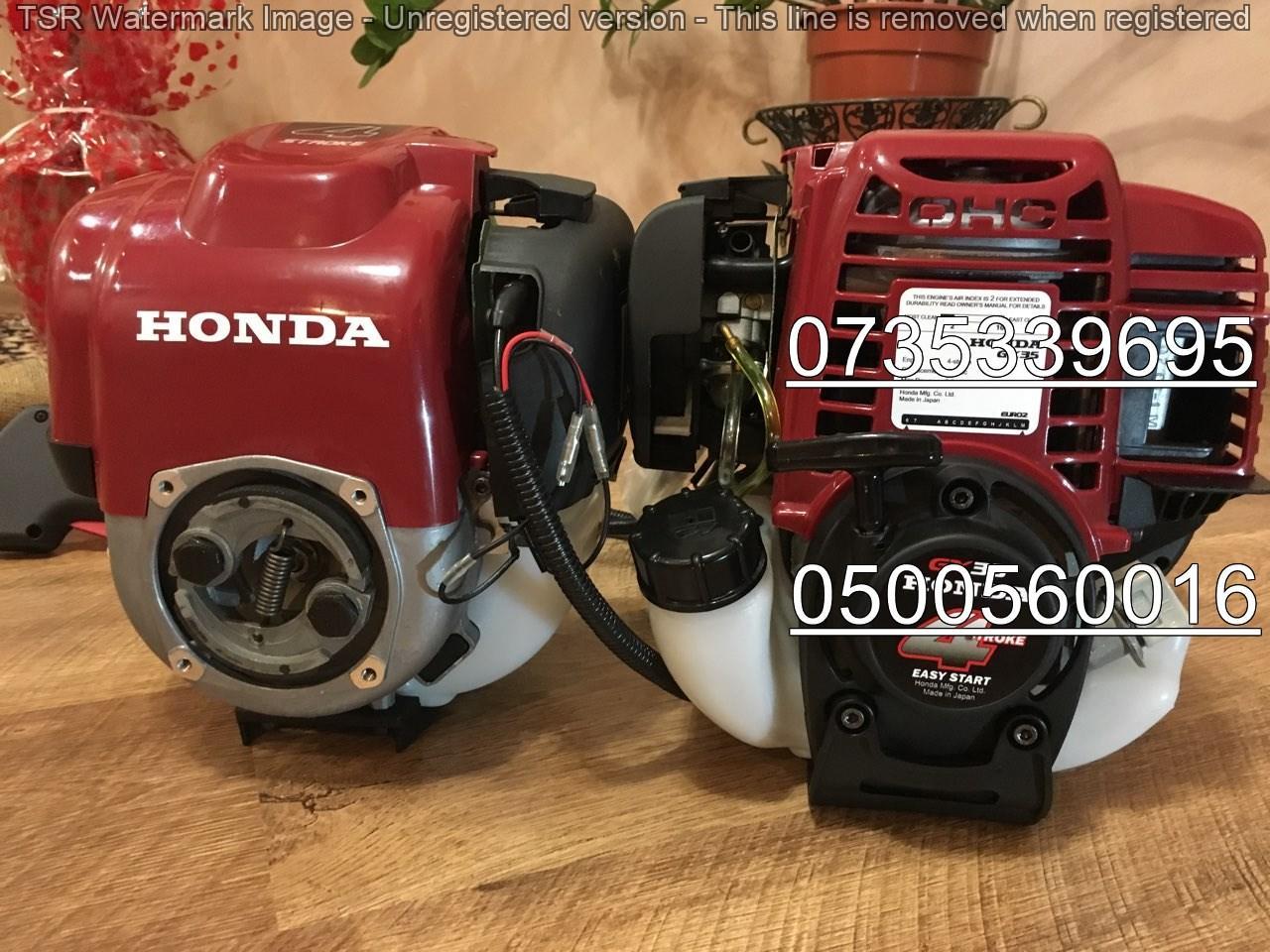 Мотокоса HONDA GX35 (3,5 кВт, 4-х тактный двигатель) Бензокоса Мотокос 8