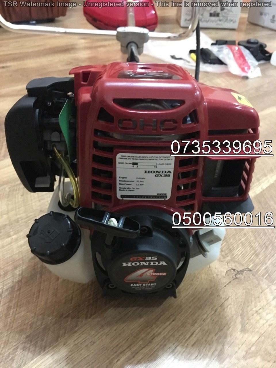 Мотокоса HONDA GX35 (3,5 кВт, 4-х тактный двигатель) Бензокоса Мотокос