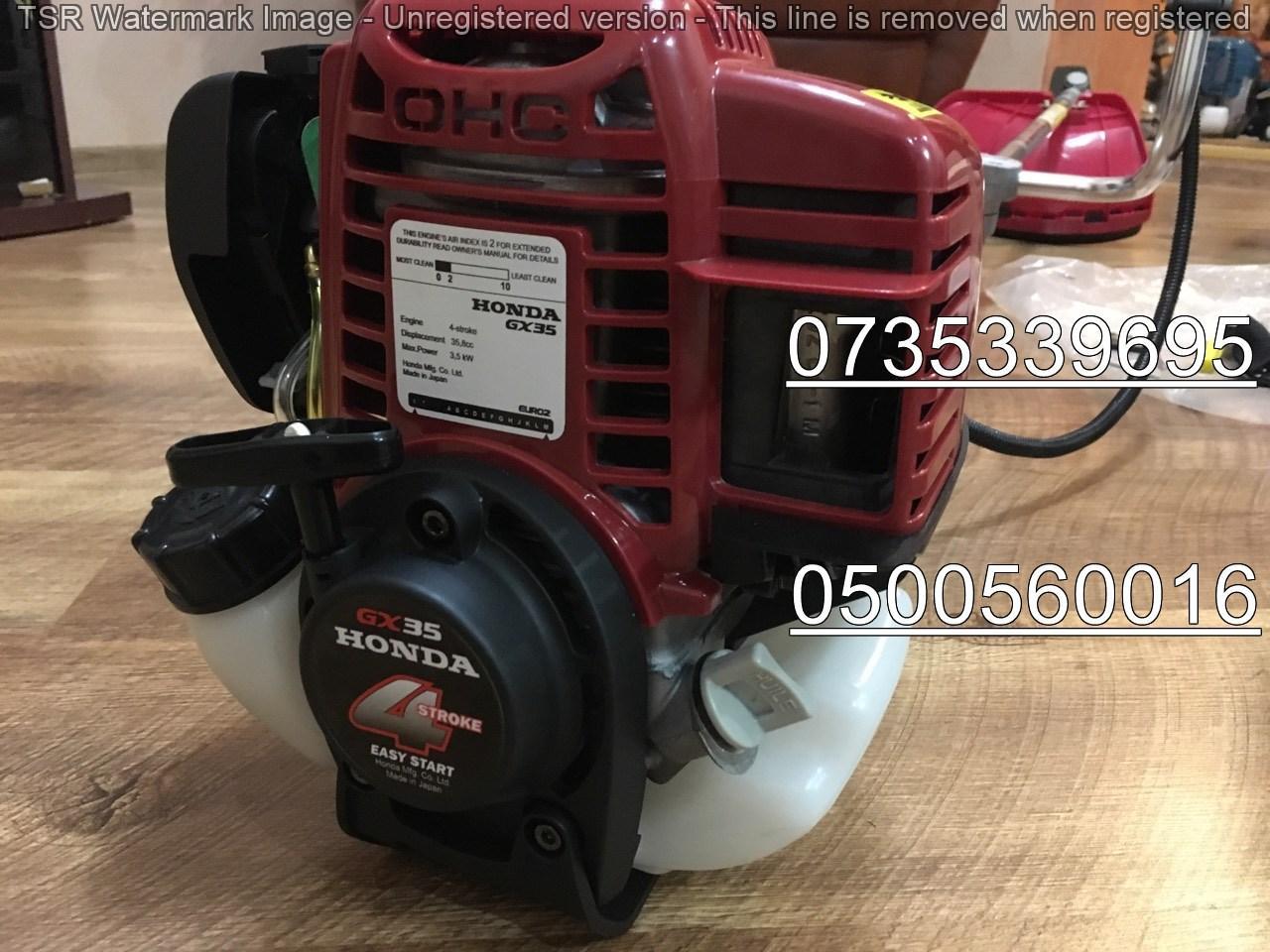 Мотокоса HONDA GX35 (3,5 кВт, 4-х тактный двигатель) Бензокоса Мотокос 10