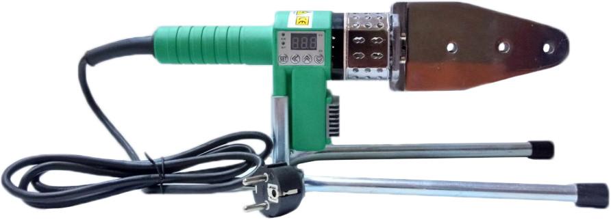 Паяльник для пластиковых труб Gross 825 C 1000 Вт GF-825XN 20-63 (GROSS825C)